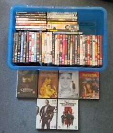 Selection of DVDs ALL IN £15