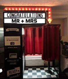 RETRO PHOTO BOOTH AVAILABLE FOR RENT 🚚DELIVERY AVAILABLE 🚚