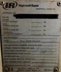 Ingersoll Rand 7/20 Compressor