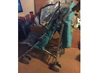 Mamas and papas stroller/pushchair