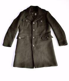 BLACK COAT MAN - SLIM FIT