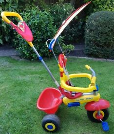 Smart Trike 4-in-1. The trike which adapts as your child grows. Great condition