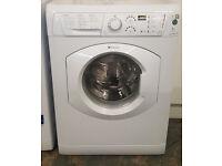 £120 Hotpoint 7KG Washing Machine – 6 Months Warranty