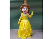 UK SELLER Brand New Adults Beauty Mascot Costume fancy dress awesome suit £124.99 plus £13 postage