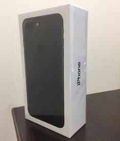 Brand new iPhone 7 plus factory sealed