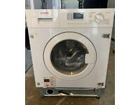 7kg Bosch Nice Integrated Washer & Dryer with Local Free Delivery as