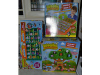 Moshi Monsters Bundle. Treehouse, Guess Who & Zoo.