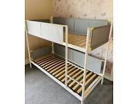 IKEA Bunk Metal Bed Frame