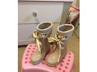 Igor beige boots