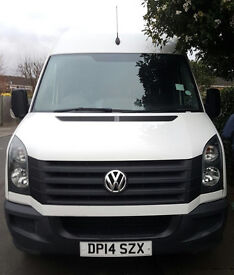 2014 Volkswagen Crafter 2.0TDi 136PSI CR35 LWB HIGH ROOF