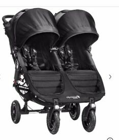Baby Jogger City Mini GT Double Pushchair