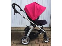 Mamas and Papas Sola2 Pushchair Bundle - excellent condition
