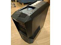 Zalman Z11 Plus Mid Tower PC Case + Optical Disk Drive + Internal Card Reader