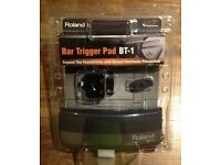 NEW/UNUSED ROLAND BT-1 BAR TRIGGER PAD..! WRAPPED/COMPLETE..!