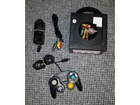 Nintendo Gamecube Console Metroid Edition