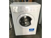 A+ Class Indesit IWSC51051 Slim Washing Machine (Fully Working & 4 Month Warranty)