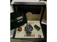 Rolex Submariner 2008 Date Black