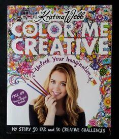 Kristina Webb: Color Me Creative - Unlock your Imagination