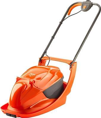 Flymo Hovervac 280 Hover Lawn Mower 1300W Grass Cutter Collect Box Warranty