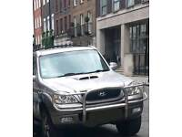 2005, Hyundai Terracan, 95000 miles, hasnt been driven for 2 years, Lots of Extras