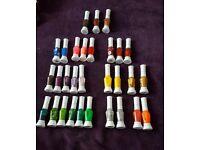 Nail Varnishes and Nail Art Items