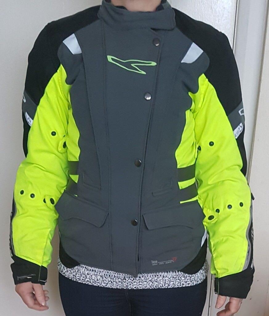 Spada Lily Ladies motorbike jacket