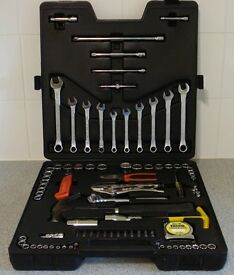 Stanley Workmaster Tool Set