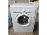 FREE DLEIVERY Indesit 7KG family load, 1200spin washing machine WARRANTY