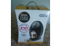 Dolce Gusto Jovia {Black} - Brand New - Still in Origional Packaging - Unwanted Raffle Prize