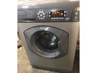 Hotpoint Ultima 8kg 1400 Spin Washing Machine *Bargain*