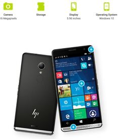 New Top End Windows 10 Phone with Great Specs