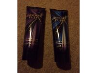 Beyonce Pulse body milk and body cream/lotion set (