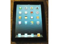 IPAD 2 BLACK 16GB GOOD CONDITION WITH CASE AND CHARGER