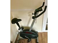 """Exercise bike """"Marcy"""" Cardio Cycle Excellent Condition (Silver/Black)"""
