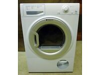 Hopoint 7.5kg Condenser Tumble Dryer, 10 MONTHS OLD!
