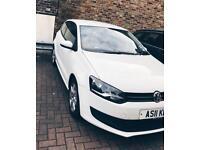 Volkswagen Polo, White, 1.2 70 SE 3dr