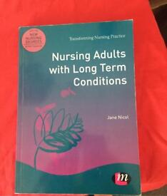 Long term conditions textbook