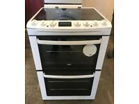 Zanussi Ceramic Plate Electric Cooker Fully Working & Warranty)