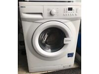 BEKO 6kg washing machine 1500 spin £90 good condjtion