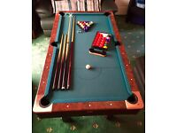 BCE 2000 Series Pool/Snooker Table