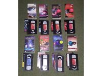 Star Trek Voyager VHS (x8) - Mixed Season 1, 2, 3, 4, 6