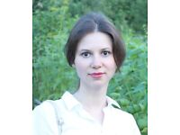 University teacher with PhD. Native Russian. Efficient online lessons, experienced tutor. Free demo!
