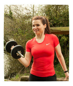 Katarzyna Tercjak Personal Trainer & Nutritonal Advisor