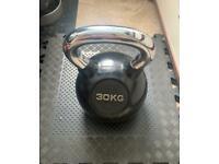 30kg kettlebell