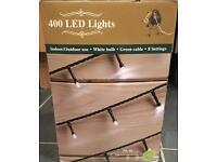 400 LED Lights