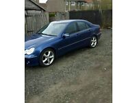 Mercedes C Class DIESEL C200 CDI Excellent condition