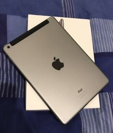 Apple iPad Air 64GB, Wi-Fi + Cellular Space Grey Perfect Condition