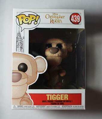 Tigger Winnie The Pooh (Tigger - Christopher Robin - Disney Winnie the Pooh #439 - Funko Pop)