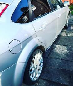 Ford Focus 08 plate