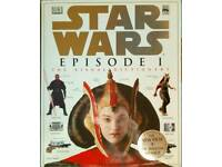 Star Wars Episode 1 - The Visual Dictionary